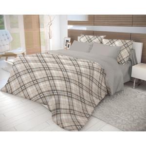 Комплект постельного белья Волшебная ночь 1,5 сп, ранфорс, Kilt с наволочками 70х70 (716273)