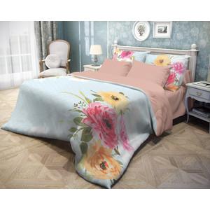 Комплект постельного белья Волшебная ночь Евро, ранфорс, Dream с наволочками (716243)