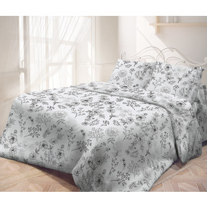 Комплект постельного белья Самойловский текстиль 2-х сп, бязь, с наволочками 50х70 (714291)
