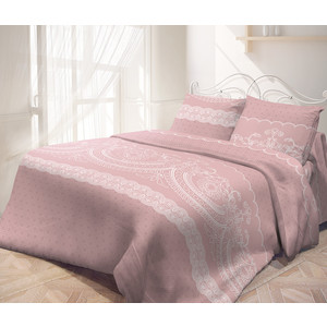 Комплект постельного белья Самойловский текстиль Евро, бязь, с наволочками 50х70 (714271)