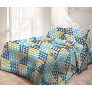 Комплект постельного белья Самойловский текстиль Евро, бязь, с наволочками 50х70 (713581)