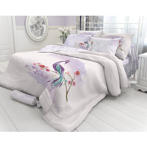 Комплект постельного белья Verossa Евро, Pintado, наволочки 50x70 и 70x70 (717558) комплект белья primavera кармен евро наволочки 70x70