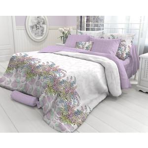 все цены на Комплект постельного белья Verossa Евро, Lupin, наволочки 50x70 и 70x70 (717571) онлайн