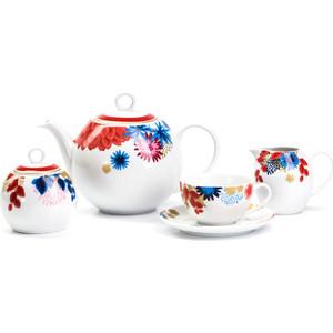Сервиз чайный 15 предметов La Rose des Sables Ilionor (559511 2227)