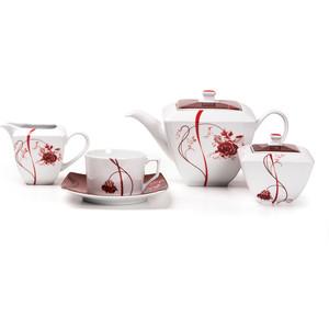 Сервиз чайный 15 предметов La Rose des Sables Kyoto (719510 0753)