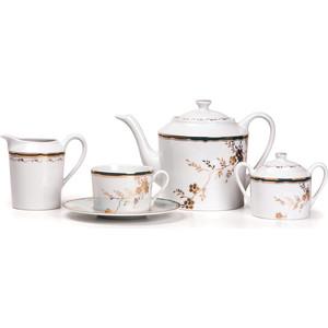 Сервиз чайный 15 предметов La Rose des Sables Zen (839510 2130)
