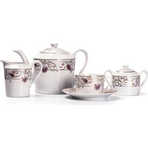 Сервиз чайный 15 предметов La Rose des Sables Mimosa (539510 1607) mimosa handbuch
