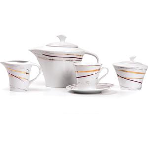 Сервиз чайный 15 предметов La Rose des Sables Asymetric (809509 1669)