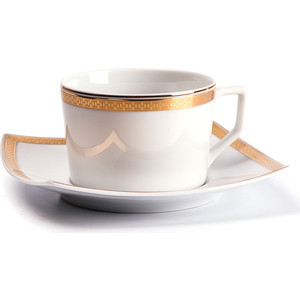 Набор чайных пар 0.22 л 12 предметов La Rose des Sables Kyoto (719506 1555)