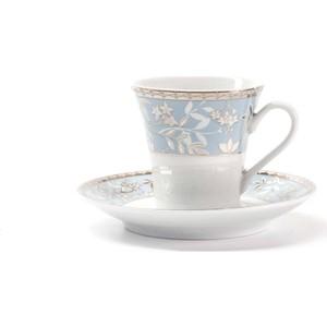 Набор кофейных пар 0.1 л 12 предметов La Rose des Sables Classe (739606 1596) 6 кофейных пар 100мл париж royal porcelain 6 кофейных пар 100мл париж
