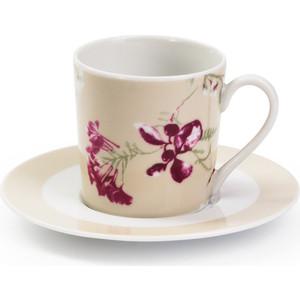 Набор кофейных пар 0.1 л 12 предметов La Rose des Sables Liberty (839006 2150) набор чайных пар 0 22 л 12 предметов la rose des sables zen 839007 2130