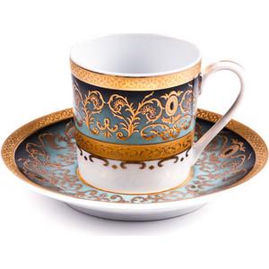 Набор кофейных пар 0.1 л 12 предметов La Rose des Sables Mim Prague (539012 1643) брюки mim mim mi046ewpsc45