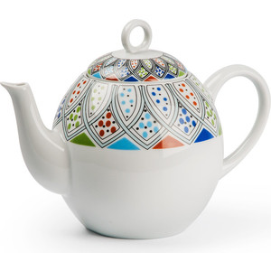 Чайник заварочный 1.0 л La Rose des Sables Monalisa (553110 2094)