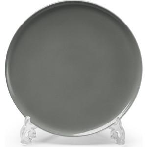 Тарелка десертная 21 см La Rose des Sables Yaka Gris (880121 3064) тарелка 27 см la rose des sables yaka gris 880127 3064