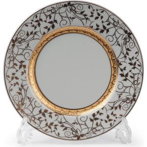 Набор тарелок 22 см La Rose des Sables Mimosa Lierre Or (539117 947)