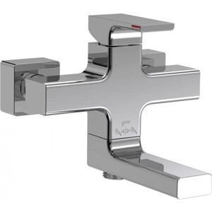 Смеситель Jacob Delafon Strayt для ванны (E45370-CP) jacob delafon prelude e75112 cp для чугунных ванн