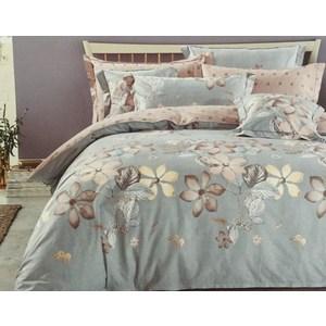 Комплект постельного белья Do and Co 1,5 сп, сатин, Dore (9459) комплект постельного белья ecotex 2 х сп сатин сюссан кгмсюссан