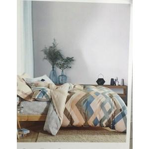 где купить Комплект постельного белья Do and Co Евро, сатин, Carmen (9440) по лучшей цене