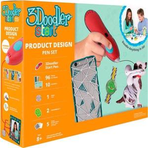 3D Ручка WobbleWorks 3Doodler Start, подарочный набор Дизайнер