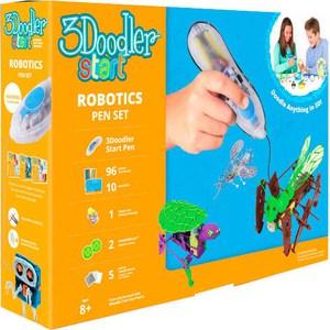 3D Ручка WobbleWorks 3Doodler Start, подарочный набор Роботы