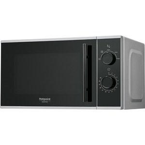Микроволновая печь Hotpoint-Ariston MWHA 2011 MS0 печь свч hotpoint ariston mwha 2011 mw1 соло 20л мех бел черн