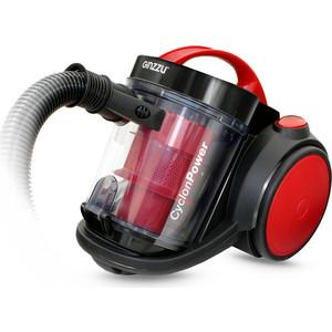 Пылесос Ginzzu VS435 черн/красный пылесос ginzzu vs419
