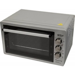 Мини-печь Sinbo SMO 3674, серый микроволновая печь sinbo smo 3658