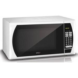 Микроволновая печь Sinbo SMO 3658, белый/черный микроволновая печь sinbo smo 3660 700 вт белый чёрный
