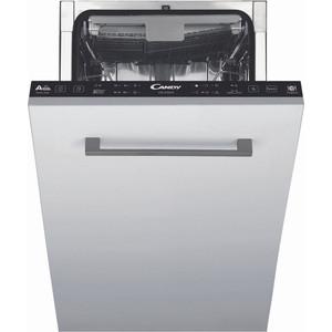 Встраиваемая посудомоечная машина Candy CDI 2L10473-07 машина посудомоечная встр candy cdi p96 07 45см 9комп 7прог