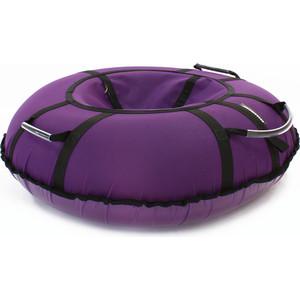 Тюбинг Hubster Хайп фиолетовый 90см (во4281-1) цена