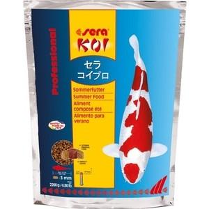 Корм SERA Professional KOI Summer Food летний чипсы для кои 2,2кг