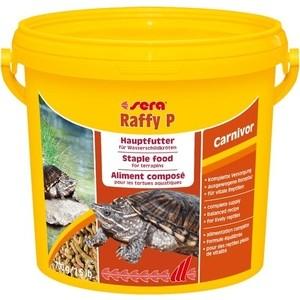 Корм SERA RAFFY P Carnivor Sticks Staple Food for Terrapins палочки для плотоядных водных черепах 3,8л (700г)