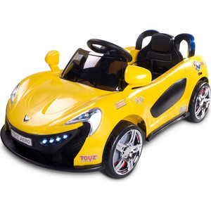 Электромобиль TOYZ AERO yellow (TOYZ-700)