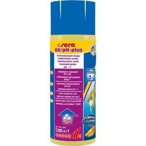 Препарат SERA KH/pH - PLUS повышение уровня KH/pH стабилизация pH уровня больше 7 для воды в аквариуме 500мл крючок saikyo kh 11014 bait holder 10 10шт