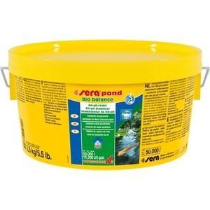 Препарат SERA POND BIO BALANCE KH/pH Stabilizer для стабилизации параметров воды в пруду 2,5кг средство для воды sera baktopur direct 24 таблетки