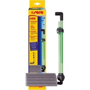 Фильтр SERA PRECISION Internal Filter L 150 внутренний для аквариумов до 150л помпа sera precision adjustable filter and feed pump fp 1000 погружная для аквариумов