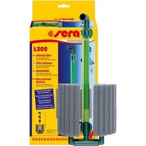 Фильтр SERA PRECISION Internal Filter L 300 внутренний для аквариумов до 300л помпа sera precision adjustable filter and feed pump fp 1000 погружная для аквариумов