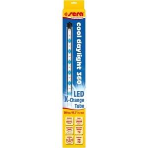 Лампа SERA PRECISION LED Cool Daylight светодиодная 7,2Вт 20В 36см для аквариумов лампа sera precision led plantcolor sunrise светодиодная 13вт 20в 96 5см для аквариумов