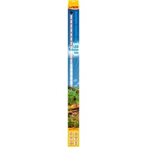 Лампа SERA PRECISION LED Daylight Sunrise светодиодная 22Вт 20В 82см для аквариумов помпа sera precision adjustable filter and feed pump fp 1000 погружная для аквариумов