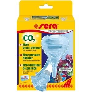Диффузор SERA PRECISION CO2 Flore Pressure Diffuser with Bubble Counter со встроенным счётчиком пузырьков индукционные лампы со встроенным балластом