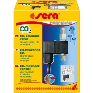 Клапан SERA PRECISION СО2 Solinoid Valve электромагнитный для систем СО2 (2Вт) аквариумный нагреватель sera precision 50 вт