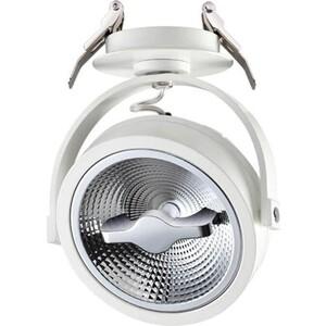 Светодиодный спот Novotech 357565 встраиваемый светодиодный светильник novotech snail 357565