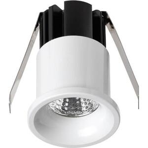 Встраиваемый светодиодный светильник Novotech 357698