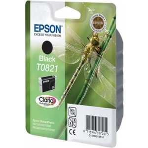 Картридж Epson Black Stylus Photo R270/R290/RX590 (C13T11214A10) картридж epson t009402 для epson st photo 900 1270 1290 color 2 pack