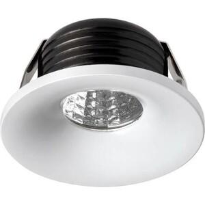 Встраиваемый светодиодный светильник Novotech 357700