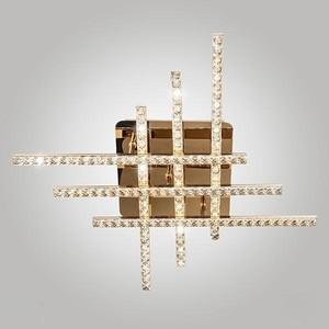 Потолочный светодиодный светильник Eurosvet 90041/6 золото потолочный светодиодный светильник eurosvet soprano 90041 6 золото