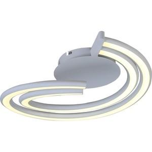 Потолочный светодиодный светильник с пультом IDLamp 415/50PF-LEDWhite цена 2017