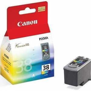 Картридж Canon CL-38 (2146B005) глок 38 в москве