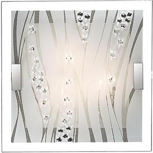 Потолочный светодиодный светильник с пультом Sonex 3227/EL sonex настенно потолочный светильник sonex kadia 3227 el