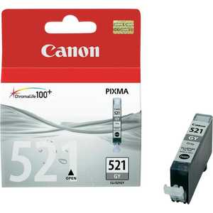 Картридж Canon CLI-521 Grey (2937B004) картридж canon cli 471xl grey